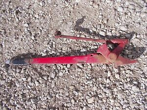 International 340 Utility Tractor Ih Ihc Pto Power Take Off Engagement Lever