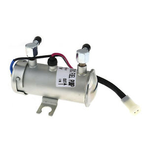 Electric Fuel Pump 12v Facet Style For Car Van Diesel Petrol Engine New