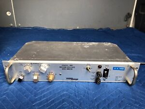 Grass Am5 Precision Solid State Audio Monitor Model Am5b Works