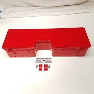 Farmall H M Super H M Md Mta Smta Light Bar Tool Box Free Shipping