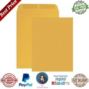 Huge Pack Of 500 Gummed Seal Envelopes Ideal For Mailing Documents Direct Mail