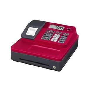 Casio Thermal Print Cash Register Se g1sc rd