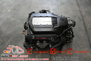 Acura Tl S Engine Only 2001 2003 Acura Cl S Engine J32a Jdm Engine Only
