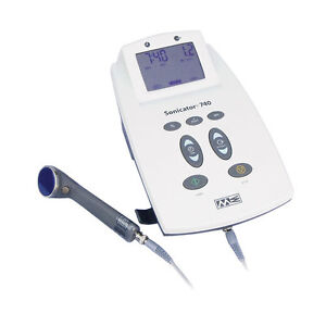 Mettler Sonicator 740 1 3 Mhz Therapeutic Ultrasound Unit Me740
