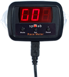 Spl Lab Race Meter Device For Measuring The Dynamic Characteristics Of Cars
