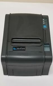 Verifone Rp 300 Pos Thermal Receipt Printer For Ruby Topaz Xl W pwr Supply