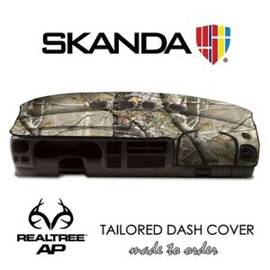 Realtree Ap Camo Custom Tailored Dash Cover For Toyota Tacoma Dash Mat