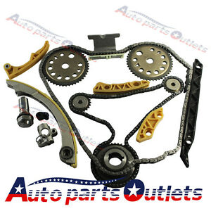 00 11 2 0l 2 2l 2 4l Gm Ecotec Engine Timing Chain Kit W Balance Shaft Set L61