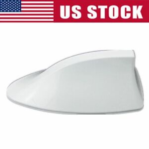 Universal Shark Fin Antenna Votex Stereo Cover Car Signal Radio Am Fm Aerial