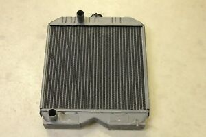 219930 Radiator For Ford new Holland 1720 1920 Tractors