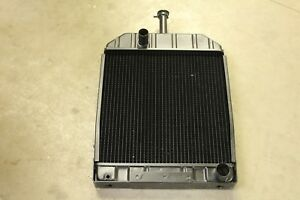 219858 Radiator For Ford nh 550 555a Backhoe Loader Tractor
