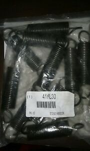 Music Wire Extension Spring 41ml30 6in Package Of 10 E12501486000m Free Ship