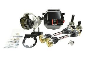 Pontiac Gto Vz 2004 2006 Complete Gforce 9 Rear End Irs Kit Axle Built 1000hp