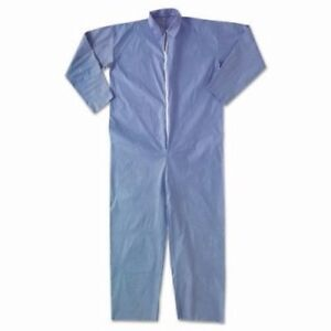 Kimberly clark Kleenguard Disposable Coveralls Blue large 25 Per Case