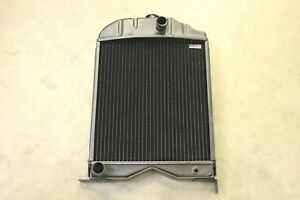 219775 Radiator For Massey Ferguson 50 50a 65 302 304 Diesel Tractor