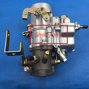 Carb Replace Holley Carter 1 barrel Carburetor 1940 s Willys Jeep Ford Hot Rod