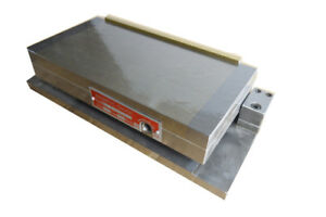 Brand New Permanent Magnetic Single Sine Plate Magnetic Chuck 6 12 Inch