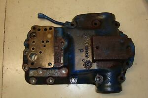 Ford 2110 Lcg Tractor 3pt Top Cover 2000 3000