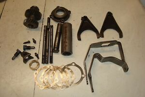 Ford 2110 Lcg Tractor 4 Speed Transmission Forks Sliders Gears Etc 2000