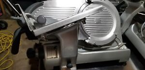 12 Commercial Hobart Meat Cheese Manual Slicer Deli 2812 Nice Machine