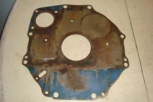 Ford 2110 Lcg Tractor Engine To Transmission Plate 2000 3000