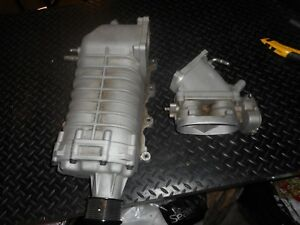 2011 2012 11 12 Gt500 Shelby Mustang Supercharger Ford Racing Eaton M122