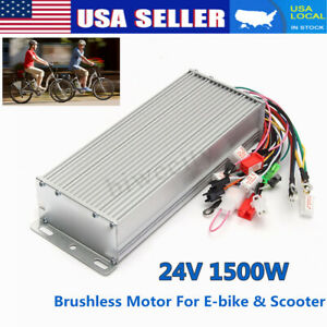 48v 1500w Brushless Dc Motor Speed Controller For Electric Bicycle E bikescooter