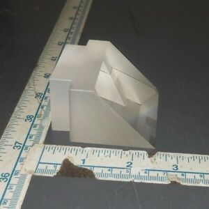 Trapezoidal Optics Prism Research Dispersion Refraction