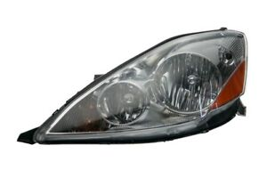 New Driver Side Left Headlight Assembly For 2006 2010 Toyota Sienna To2502172