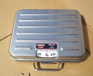 Rubbermaid Fgp250ss P250ss Pelouze Stainless Digital Receiving Utility Scale