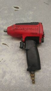 Snap on Mg325 Air Impact Wrench 3 8 Drive 325 Ft lbs 10 700 Rpm Usa see Pics