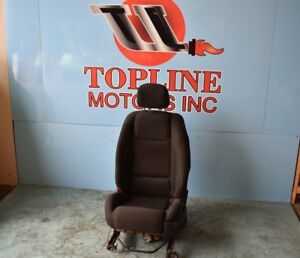 2010 10 2011 11 2012 12 Ford Mustang Driver Left Front Cloth Seat Oem