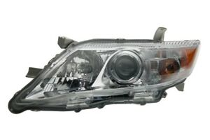 New Left Headlight Lamp Assembly For 2010 2011 Toyota Camry Le Xle Usa To2502191