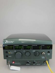 2011 Iriderm Diolite 532 Portable Vascular And Pigmented Lesion Laser W 2 H ps