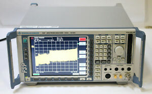 Rohde Schwarz Fsp40 Spectrum Analyzer 9 Khz To 40 Ghz 1164 4391 40 Calibrated