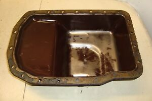 Ford 2110 Lcg Tractor Gas Engine Oil Pan 2000 3000