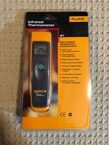 Fluke 61 Infrared Thermometer New In Factory Sealed Package