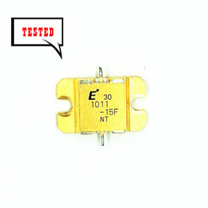 Flm1011 15f Tim1011 15 1011 15 X Ku band Power Gsas Fet 10 7 11 7ghz Amp
