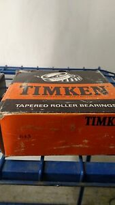 Timken 843 Tapered Roller Bearing