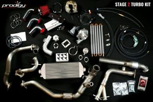 Prodigy Performance Turbo Stage 2 Intercooled Kit 2012 18 Jeep Wrangler Jk 3 6l