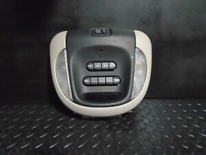 01 07 Dodge Grand Caravan Overhead Console Light With Compass And Temp