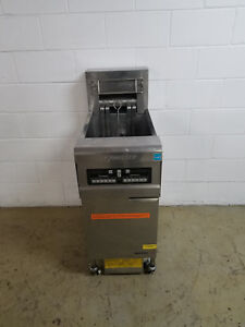 Frymaster Fpre114csc Single Fryer Filter System Electric Tested 208v