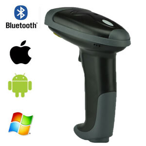 Bluetooth Wifi Wireless Barcode Scanner Reader 1d For Pos ios android windows