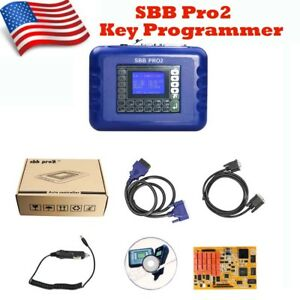 Usa Ship Pro2 Obd2 Car Programmer Updated To V48 88 Can Support New Cars To 2017