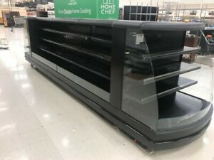34 X 20 X 10 Walk In Freezer In Great Condition