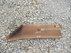 Farmall Ih International John Deere Jd Oliver Ac Allis 15 Plow Share O554