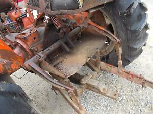 Allis Chalmers Wd 45 Tractor 3pt Hitch Top Lift Arm Assembly W Holder