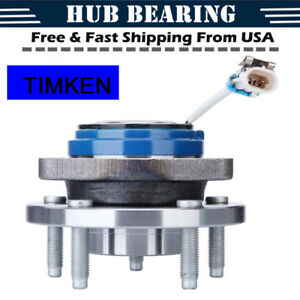Timken 513121 Wheel Bearing And Hub Assembly For Buick Cadillac Chevy Pontiac