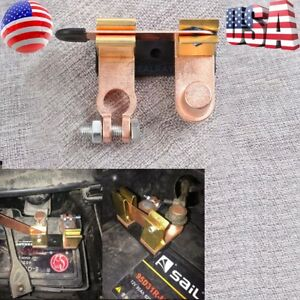 Battery Disconnect Knife Doctor Blade Cut Off Switch Heavy Duty Terminal Toppost