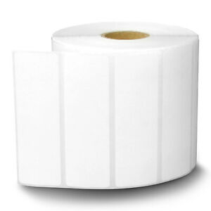 Zebra Compatible Direct Thermal Removable Remove Printer Labels 3 x1 10 Rolls